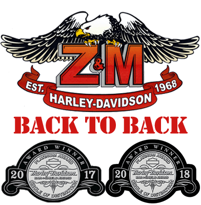 ZM Logo & Awards